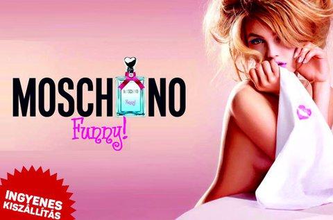 Moschino Funny! 100ml-es eredeti női parfüm
