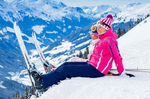Téli feltöltődés Ausztriában, Rangersdorfban