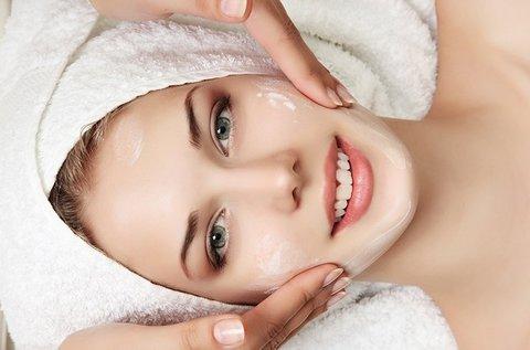 AHA hámlasztás bio kozmetikumokkal