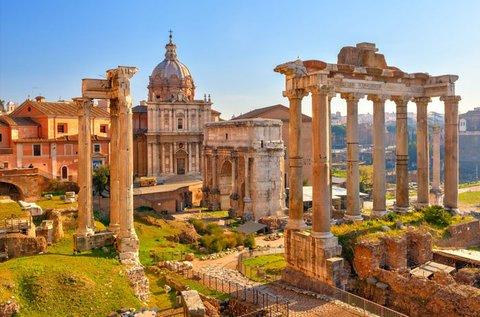 4 napos izgalmas városlátogatás Rómában