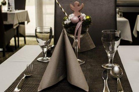 Gyertyafényes svédasztalos vacsora 2 főre Ráckevén