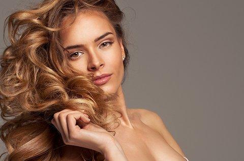 Hajmosás és szárítás bármely hajhosszra