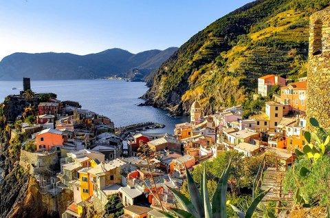 4 napos olasz üdülés Toszkána és Ligúria határán