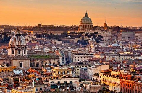 Tavaszi ünnepi hétvégék Rómában