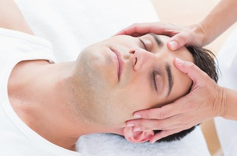 30 perces fejfájást megszüntető masszázs