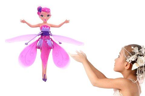 Lepd meg kislányod egy repülő tündérrel!