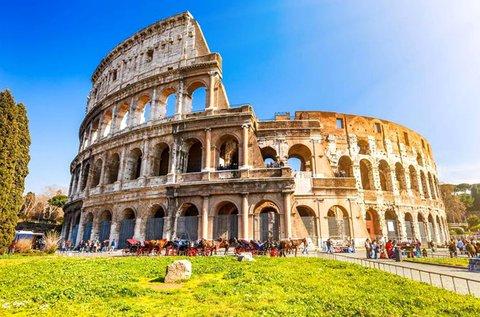 Ünnepi hosszú hétvége a gyönyörű Rómában