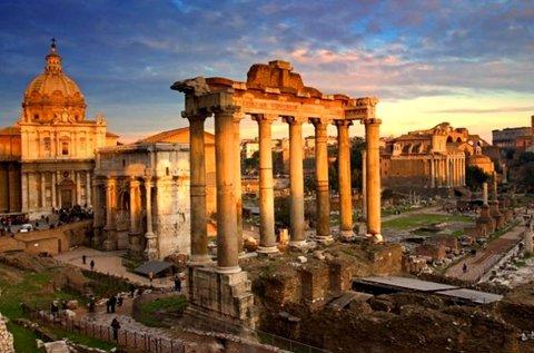 3 napos barangolás az Örök Városban, Rómában
