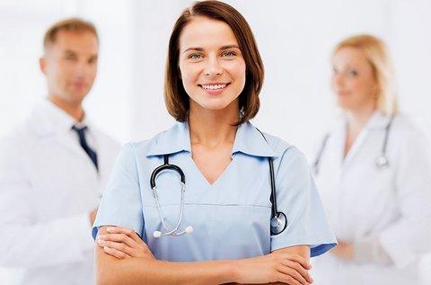 Professzionális egészségügyi szűrőcsomag