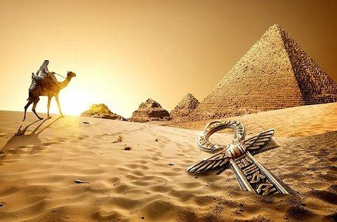 Éjszaka az egyiptomi múzeumban kijutós játék