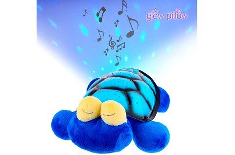 Glow Pillow LED projektoros teknősbéka