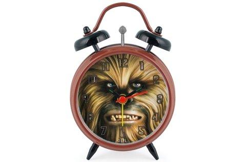 Star Wars ébresztőóra másodperc mutatóval