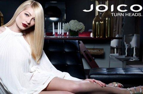 Professzionális Joico K-Pak hajújraépítés 4 lépésben