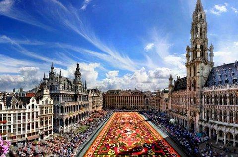 3 napos barangolás a belga fővárosban, Brüsszelben
