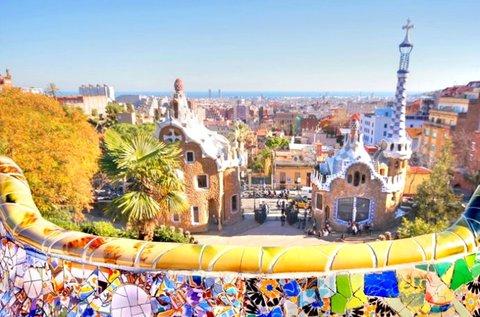 3 napos városlátogatás Barcelonában