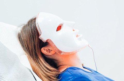 1 alkalmas LED maszkos kezelés