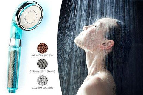 Germánium klórszűrős zuhanyrózsa