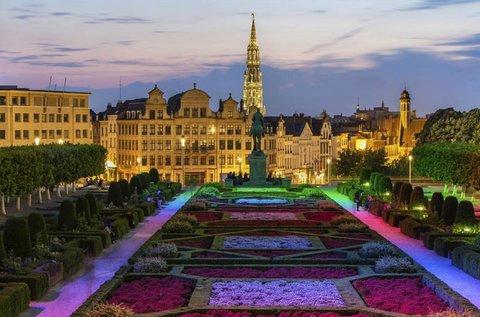 Ünnepi hétvégék Belgium káprázatos fővárosában