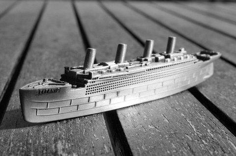 60 perces Titanic szabadulós játék