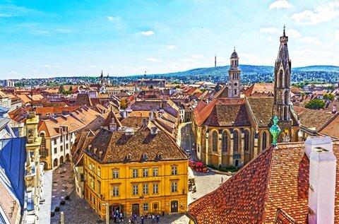 3 napos relax Sopron történelmi belvárosában