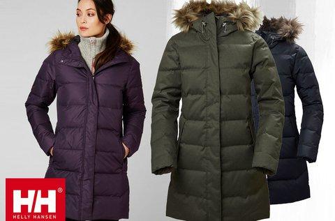 Helly Hansen hosszabb fazonú női téli kabát