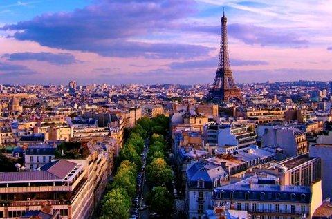 Romantikus Valentin-napi pihenés Párizsban