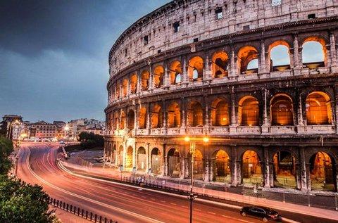 Töltsétek a Valentin-napot Rómában!