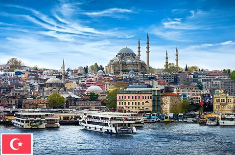 4 napos vakáció a meseszép Isztambulban