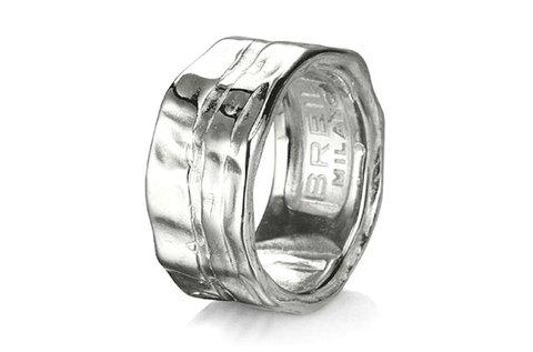 Női ezüst színű Breil gyűrű