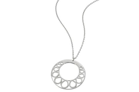 Elegáns Morellato ezüst színű női medál