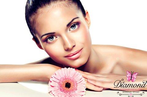 Szépségápolási csomag arcvasalással