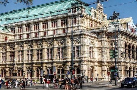 Csodáljátok meg Bécs mesés városát!
