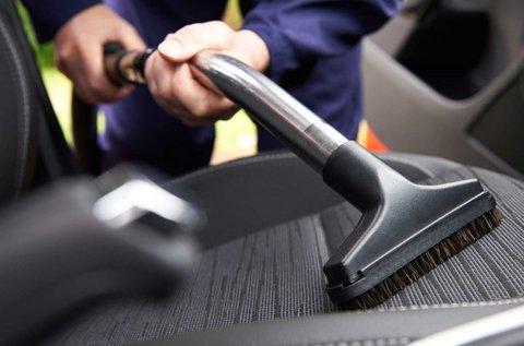 Üléskárpit-tisztítás és külső-belső takarítás