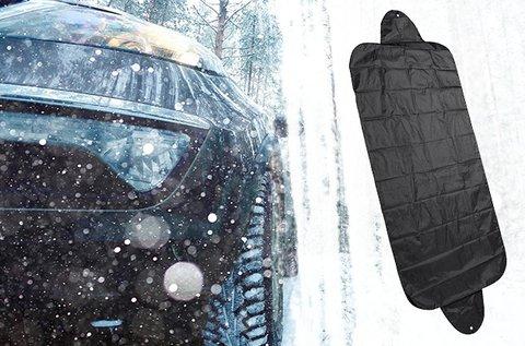 Autós felszerelések az esős, havas időkre
