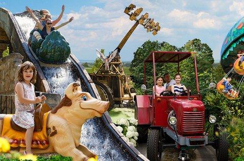 Buszos utazás az osztrák Familyparkba