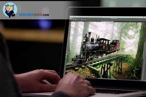 Angol Adobe Photoshop CC online kurzus