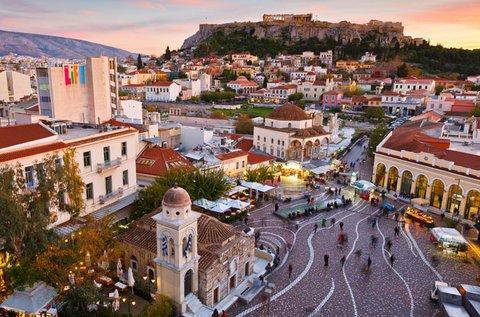Ismerjétek meg Athén fantasztikus ókori csodáit!