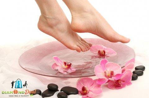 Kényeztesd a lábaid gyógypedikűrrel