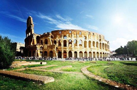 4 nap az európai kultúra bölcsőjében, Rómában