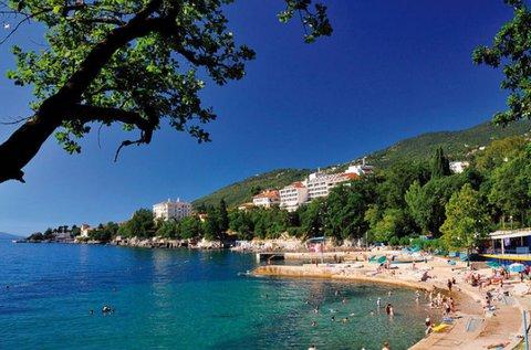 5 napos tengerparti nyaralás Horvátországban