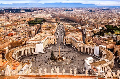 Fedezzétek fel az örök várost, Rómát!