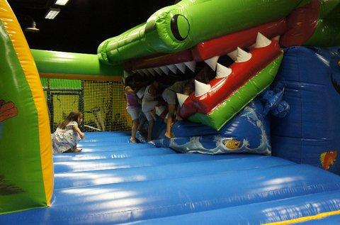 Játszóház belépő 5 órás játékidőre