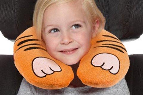 Gyermek állatos nyakpárna többféle mintával