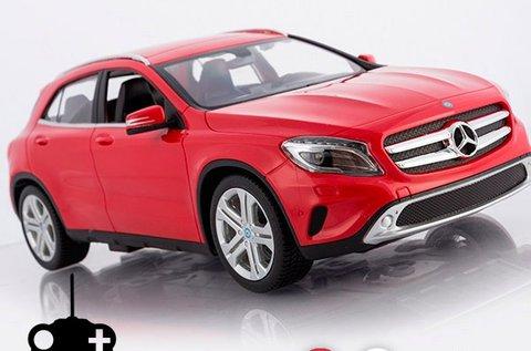 Mercedes-Benz GLA-Class távirányítós kisautó