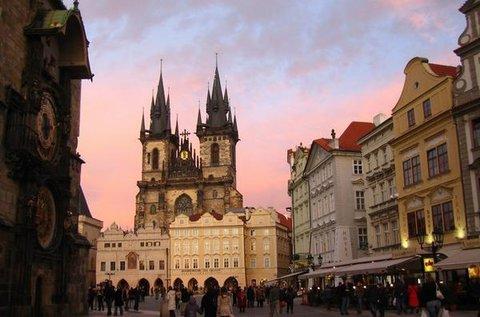 3 napos városnézés a mesés Prágában