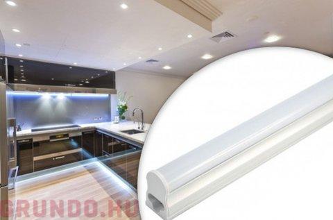 120 cm-es 16 W-os LED fénycső armatúrával