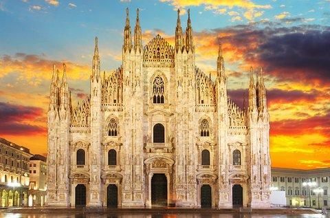 Élményekkel teli utazás Milánóba, repülővel