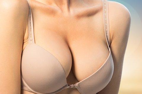 5 alkalmas Beauty Breast Care System kezelés