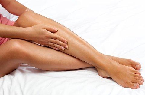 5 alkalmas lábszár és térd SHR szőrtelenítése