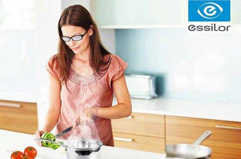 1 pár párásodás elleni Optifog szemüveglencse